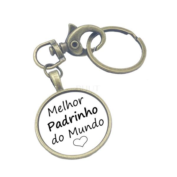 Porta-chaves - Melhor do Mundo