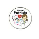 Crachá Doutora Personalizada