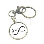 Porta-chaves Infinito - Padrinho