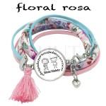Pulseira Floral - Crescer