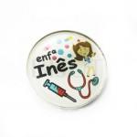 Crachá Enfermeira