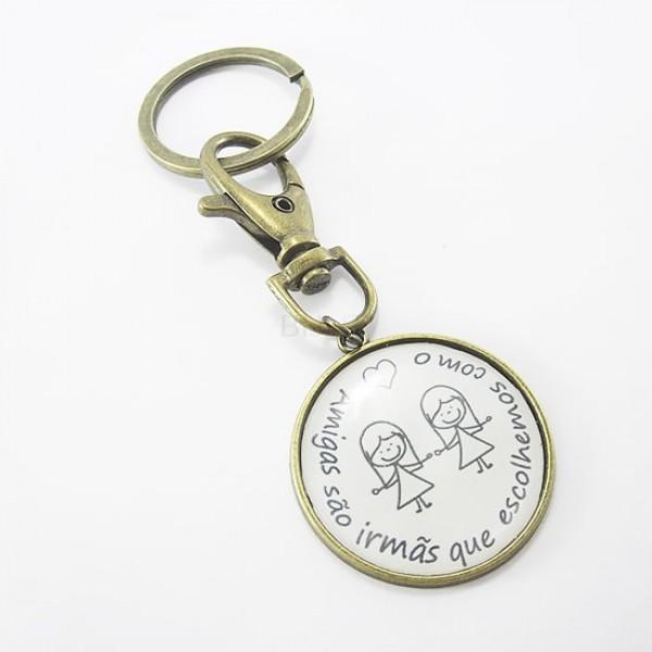 Porta-chaves - Amizade